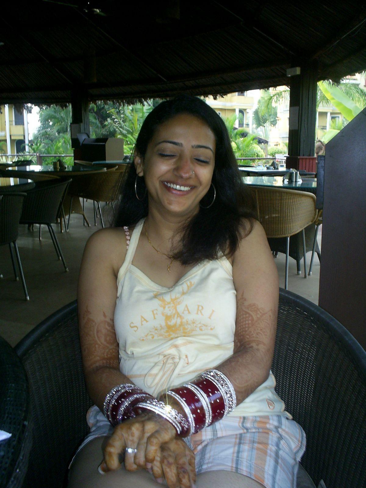 Indian Bhabhi On Honeymoon - Chuttiyappa-7219