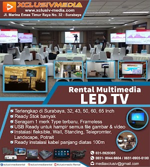 Solusi Memilih Sewa LED TV Berkualitas
