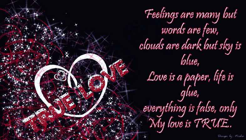 20+ Lovely And Romantic True Love Quotes – Themes Company ...  20+ Lovely And ...