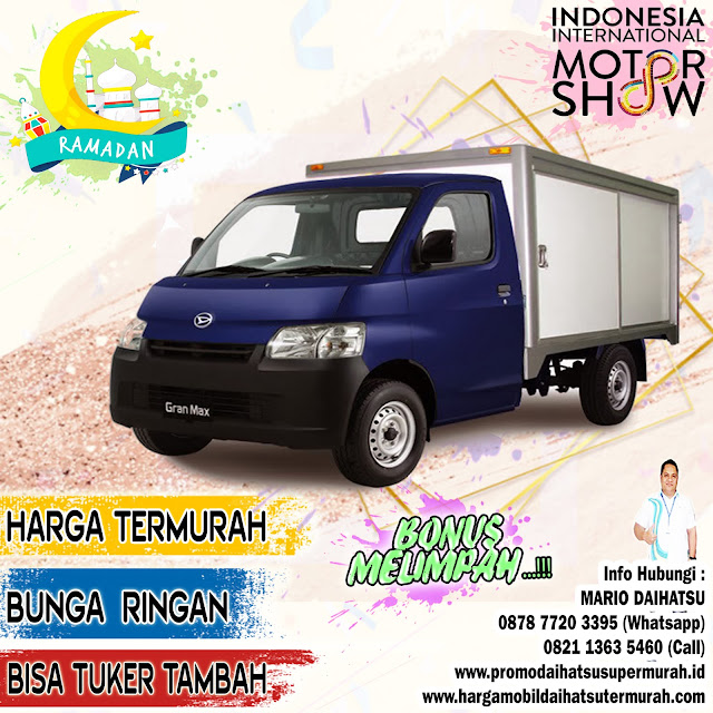 PROMO IIMS (INDONESIA INTERNATIONAL MOTOR SHOW) 2019
