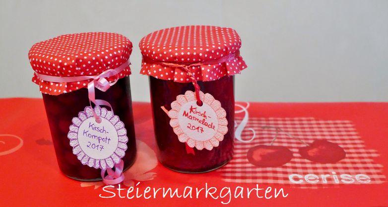 Kirschprodukte-Steiermarkgarten