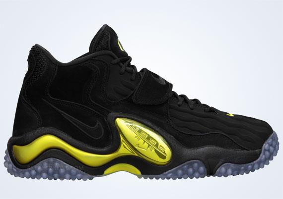 f6a76da173a35 Nike Air Penny 5  Memphis     Total Crimson  Release Reminder
