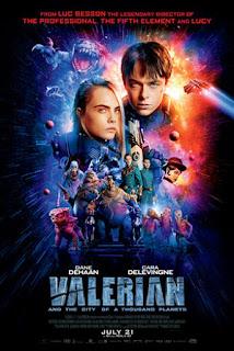 Assistir Valerian e a Cidade dos Mil Planetas Legendado