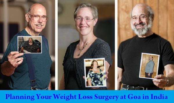 Planning Your Weight Loss Surgery at Goa in India