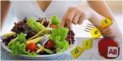 Cara Diet yang Baik dan Sehat untuk Golongan Darah AB
