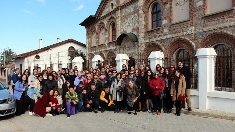 Εκδρομή του Ενοριακού Κέντρου Αγίου Νικολάου στην Αίνο και την Αδριανούπολη