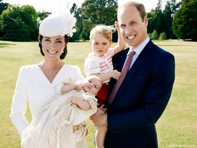 Princesa Kate Middleton está grávida pela terceira vez