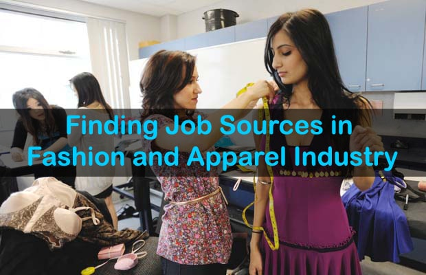 Career in fashion industry