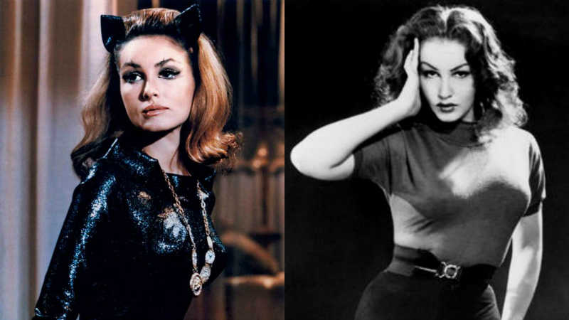 Julie Newmar serie Batman