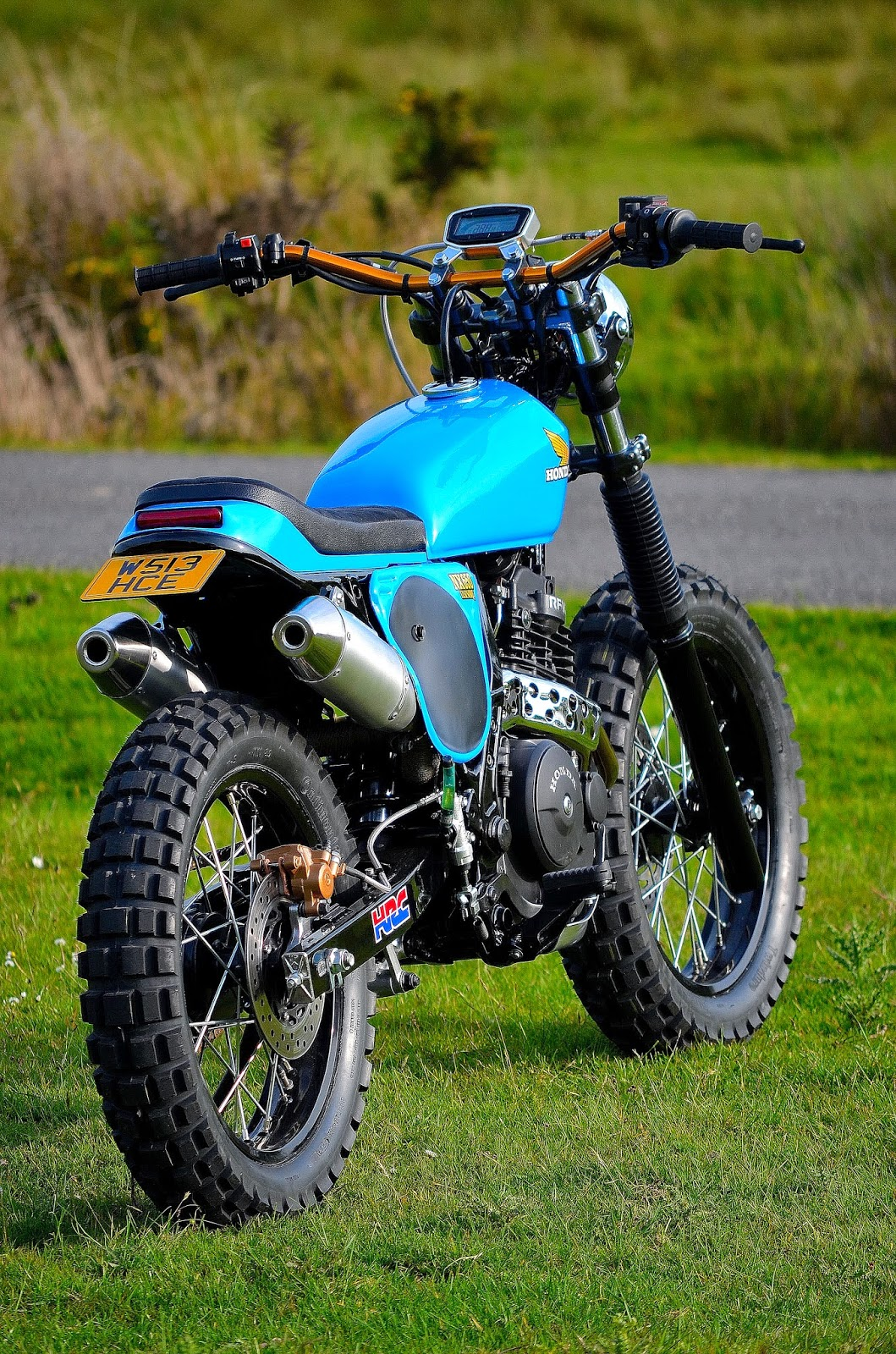 17 Best images about Honda Dominator nx650 Special on