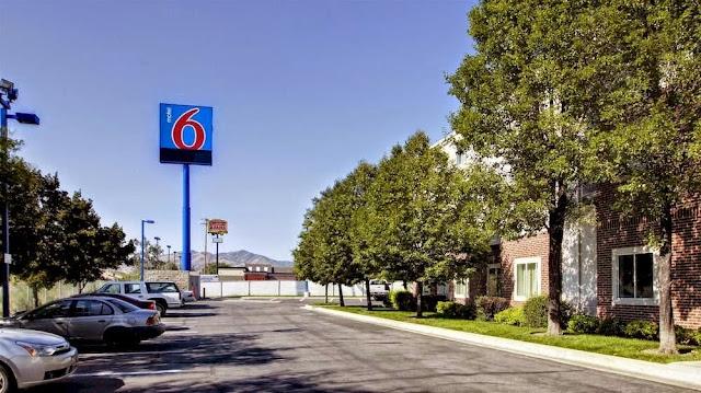 Method of booking motel 6 Salt Lake City - Leahy