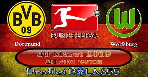 Prediksi Bola855 Dortmund vs Wolfsburg 30 Maret 2019