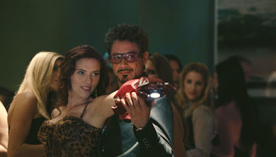 Tony Stark Iron Man 2