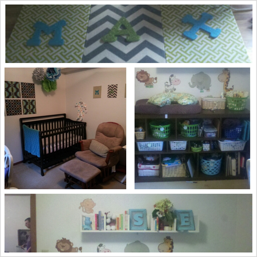Sweet Aimees Knit Pickin: Nursery Update
