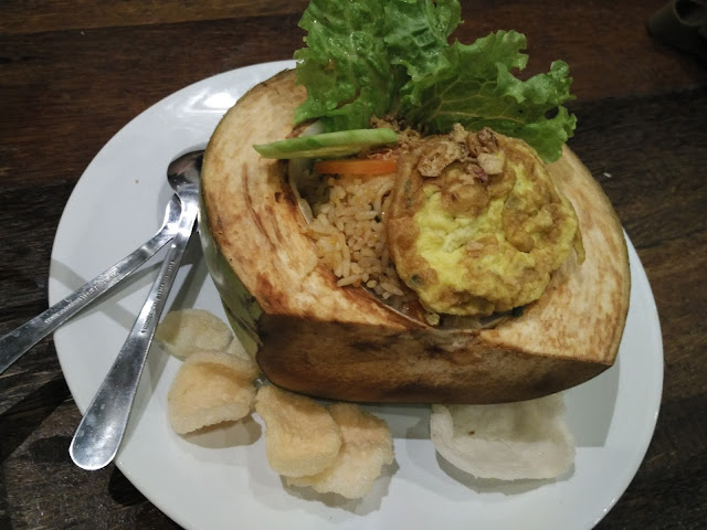 nasi goreang karambia