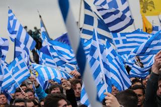 Στους ρυθμούς του συλλαλητηρίου για τη Μακεδονία όλη η Ελλάδα