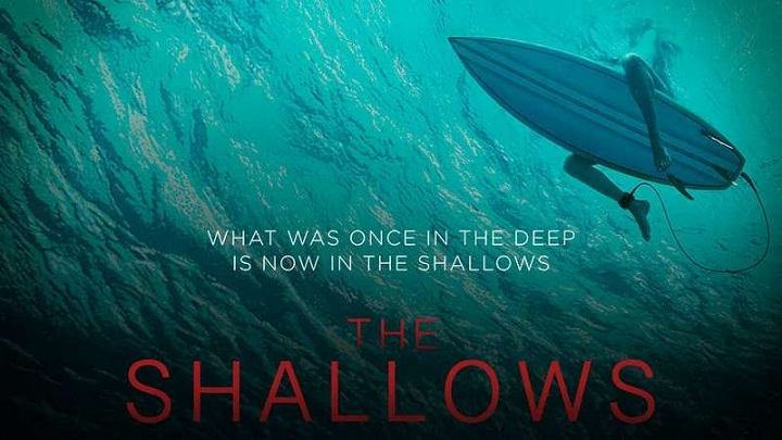 Movie time : The Shallows