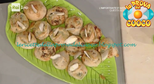 Rotolini con pere noci e gorgonzola ricetta Moroni da Prova del Cuoco
