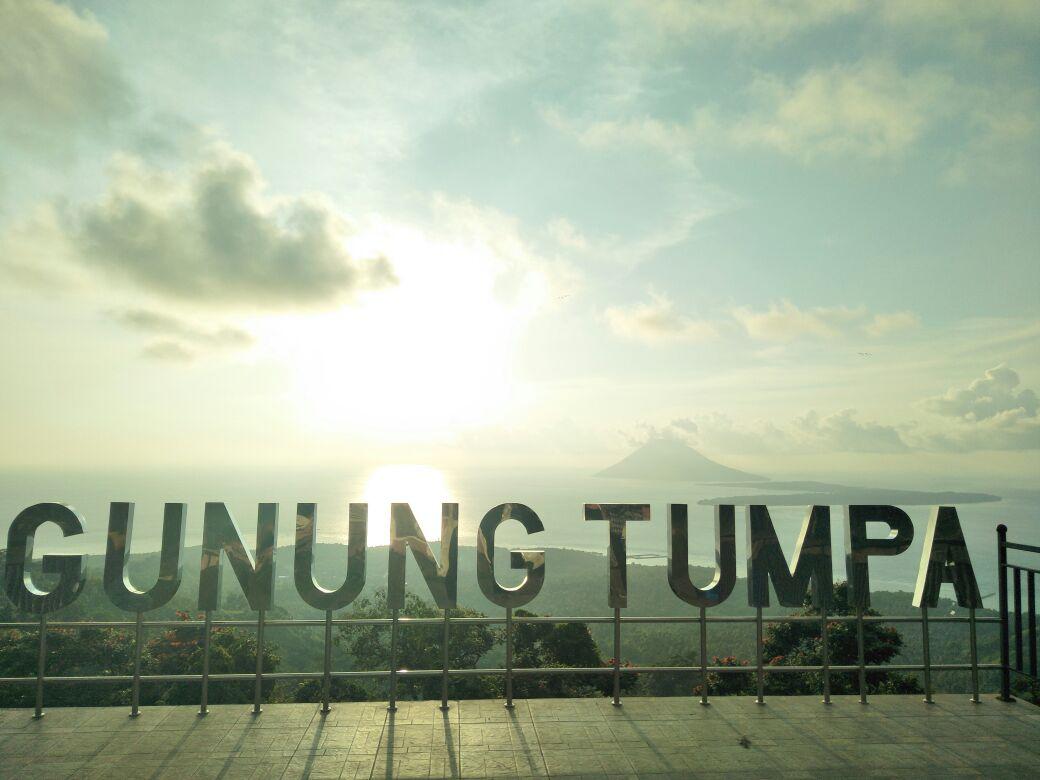 Tempat Wisata Di Manado Mountain Tumpa