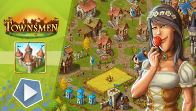 Townsmen Premium Apk + Mod for Android (paid)