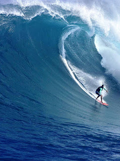 surfing nias island
