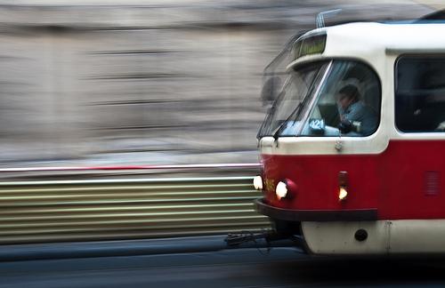 conductor de metro