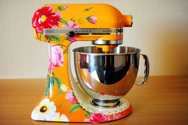 Nothing But Beauty Kitchenaid Stand Mixer