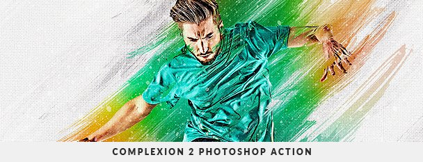 Painting 2 Photoshop Action Bundle - 19