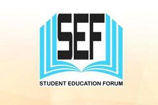 Lowongan Student educations forum (SEF) Pekanbaru Desember 2018