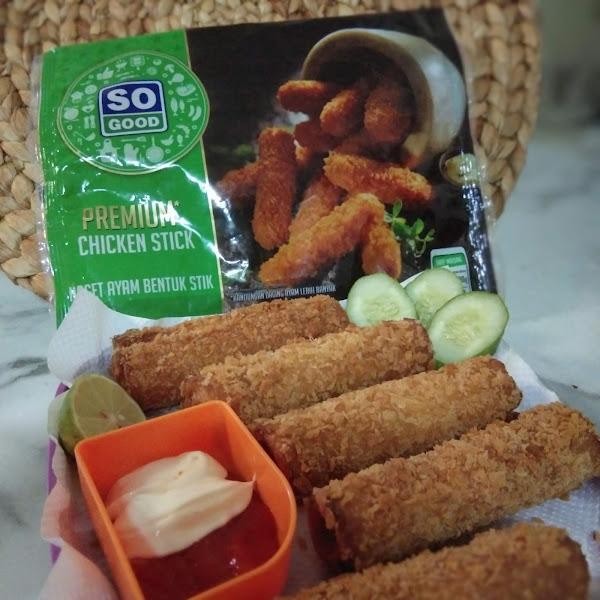 Risol isi Chicken Stick SOGOOD