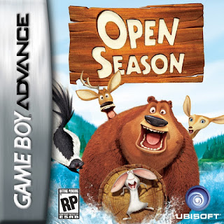 Rom de Open Season - GBA - PT-BR - Download