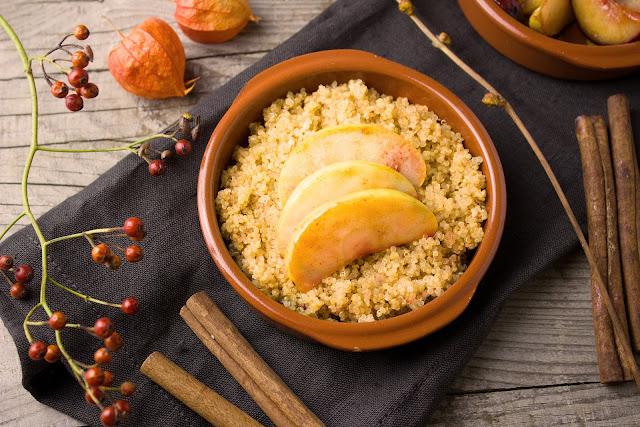Quinoa Menu Sahur Paling Tahan Lama dan Mengenyangkan