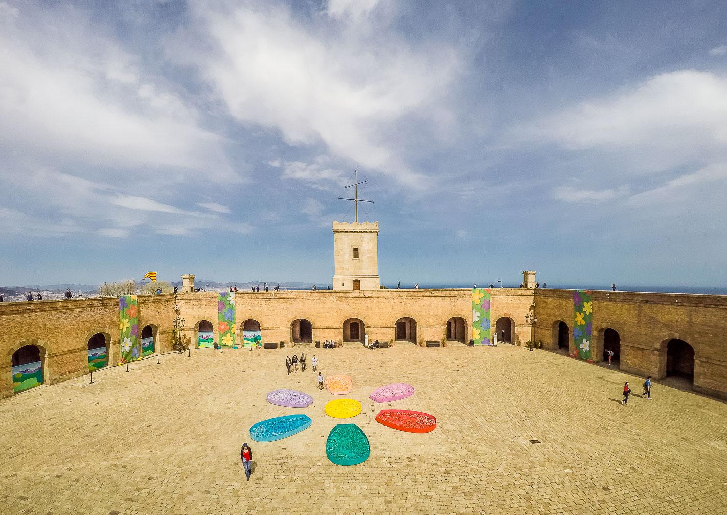 Muntjuic Castle (Barcelona, Spain)