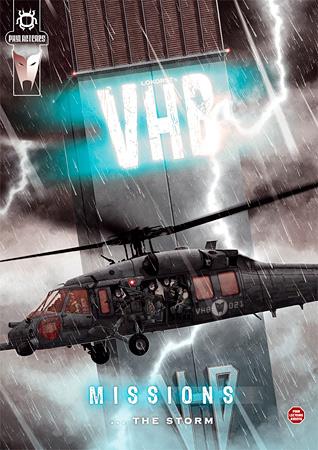 couverture du tome 7 de la DB VHB