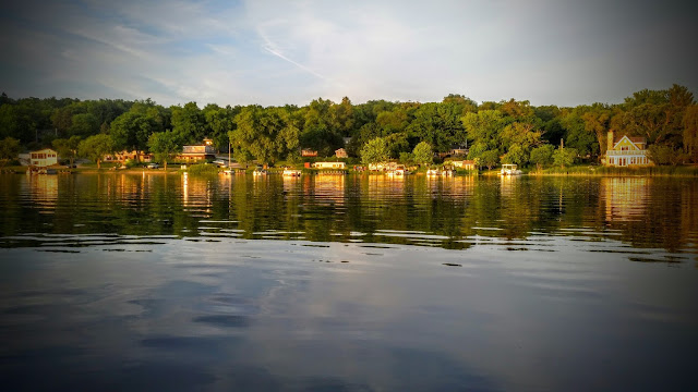 Turtle Lake Delavan Wisconsin