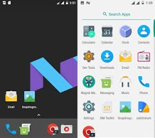 Download Custom ROM Candy 7 Nougat Andromax A (A16C3H) - TUTORIAL FLASH
