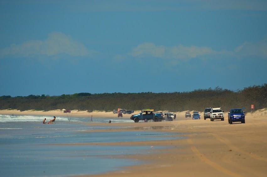 BRIBIE ISLAND, QUEENSLAND. AUSTRALIA