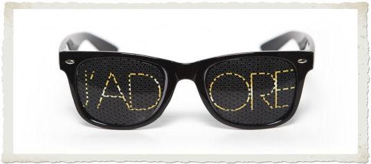 occhiali nunettes lente j'adore