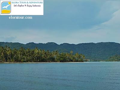 galeri foto pulau balak
