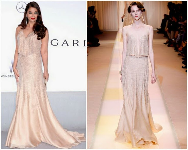 Aishwarya Rai in Armani Privé – amfAR Cinema Against Aids Gala