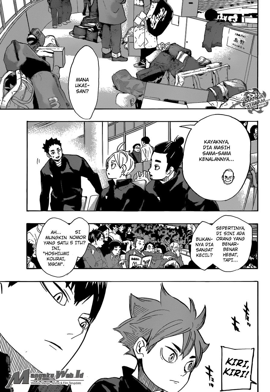 Haikyuu Chapter 245-6