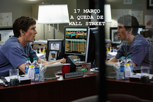 A Queda de Wall Street - The Big Short (2015) de Adam McKay