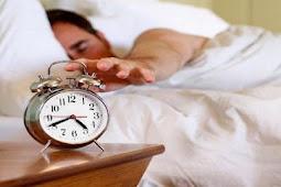 Waspada Kebiasaan Tidur Yang Buruk Pengaruhi Pengendalian Diri !!