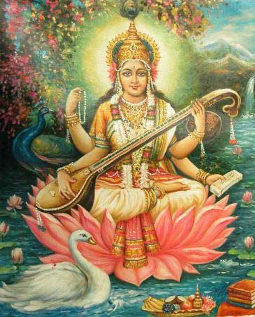 Procedure of Saraswati Puja On Vasant Panchami