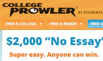 College Prowler No Essay Scholarship Legitimate Online Writing Service