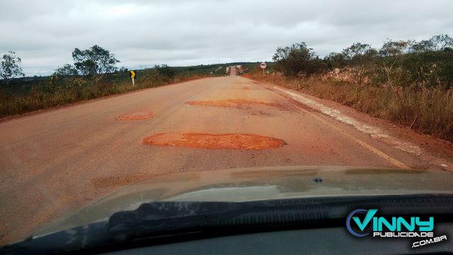 Chapada: Reconstrução da BA-142 entre Tanhaçu e Andaraí começará no segundo semestre