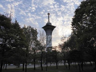 花博記念公園鶴見緑地 いのちの塔