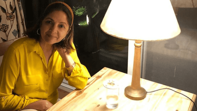 Funny Video Alert: Neena Gupta Learns Sign Languange To talk To Her Husban