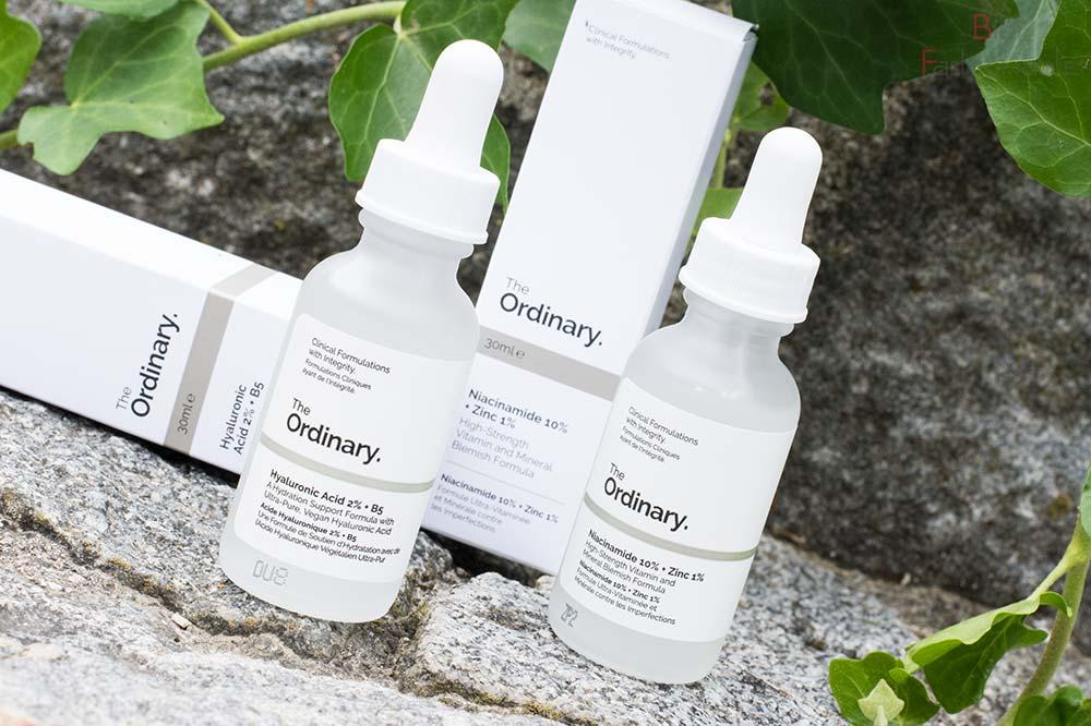 The Ordinary Hyaluronic Acid Niacinamide Zinc