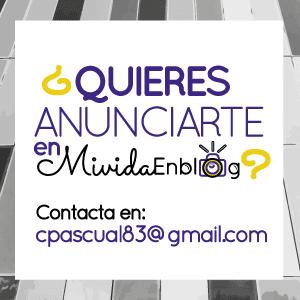 Anúnciate en Mivida Enblog